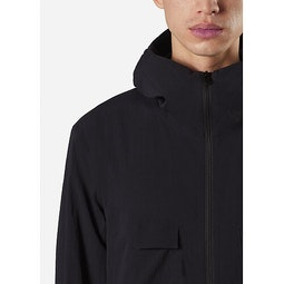 Spere LT Hoody Black Collar