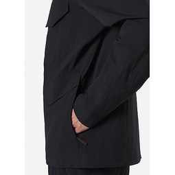 Spere LT Hoody Black Hand Pocket