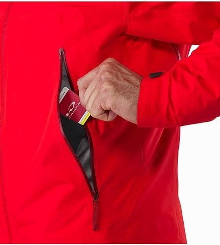 Sphene Jacket Matador Hand Pocket
