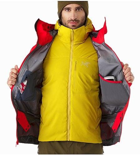 Sphene Jacket Matador Internal Pockets