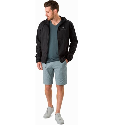 Squamish Hoody Black Outfit
