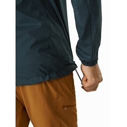 Squamish Hoody Labyrinth Hem Adjusters