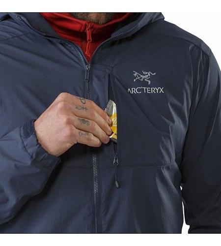 Squamish Hoody Nighthawk Chest Pocket