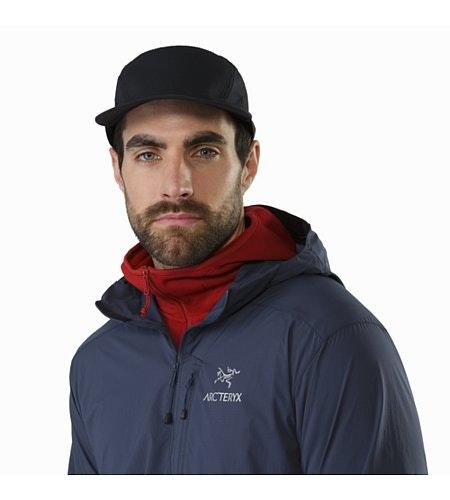 Squamish Hoody Nighthawk Open Collar