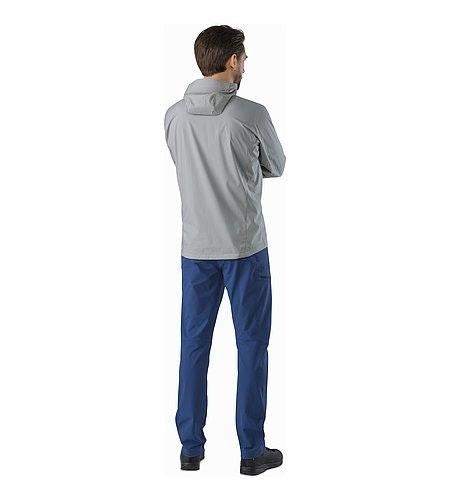 Veste à capuche Squamish Stingrey Vue de dos