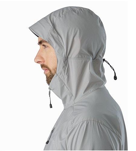 Veste à capuche Squamish Stingrey Capuche Vue de profil