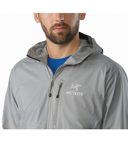 Squamish Hoody Stingrey Open Collar