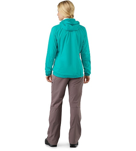 Squamish Hoody Women's Castaway Back View