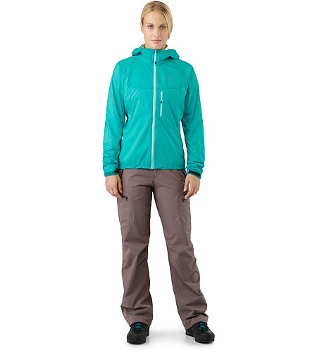 Squamish Hoody Women's Castaway Front View