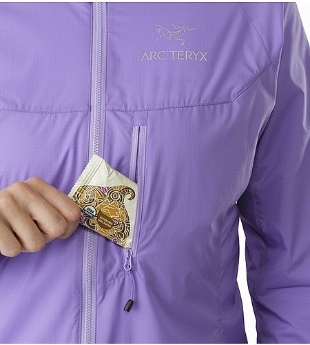 Squamish Hoody Women's Hyacinth Chest Pocket