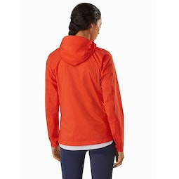 Squamish Hoody Women's Hyperspace Back View