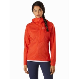 Squamish Hoody Women's Hyperspace Front View