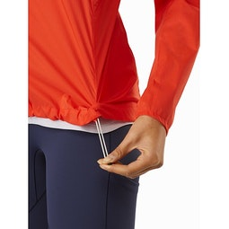 Squamish Hoody Women's Hyperspace Hem Adjuster