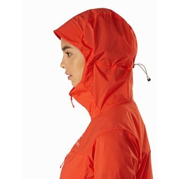 Squamish Hoody Women's Hyperspace Hood Up