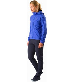 Squamish Hoody Women's Iolite Front View