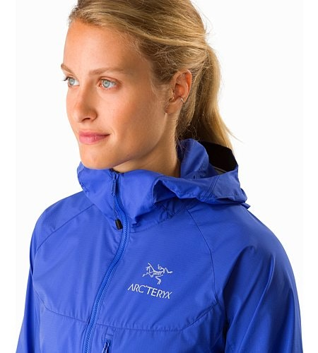 Squamish Hoody Women's Iolite Hood Down