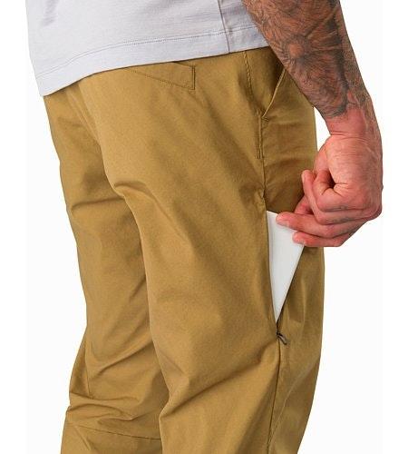 Starke Pant Owami External Pockets