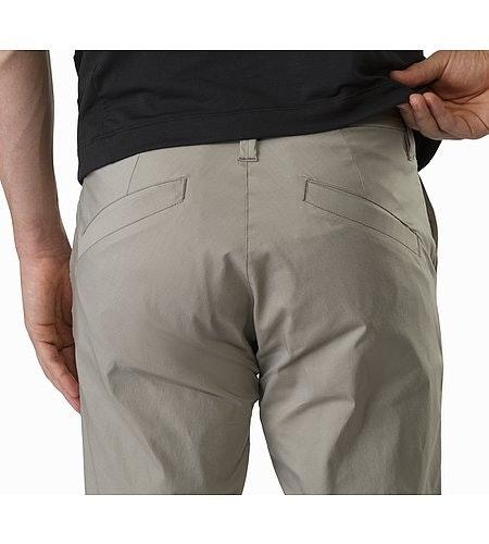スターク パンツ シルバーソード 後ろ外ポケット