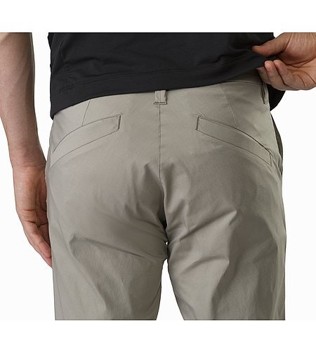 Starke Pant Silversword External Back Pockets