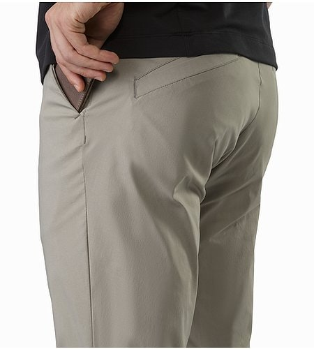 Starke Pant Silversword Hand Pocket