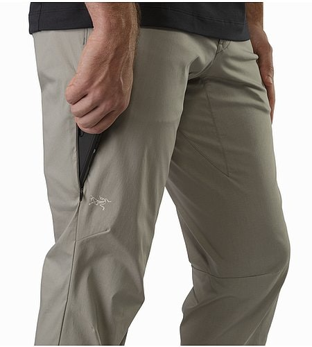 Starke Pant Silversword Thigh Pocket