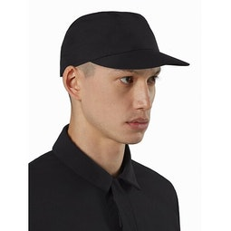Stealth Cap Black Side View