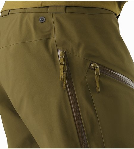 Stinger Pant Dark Moss Slide'n Lock