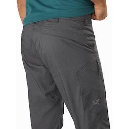 Stowe Pant Cinder Back Pocket
