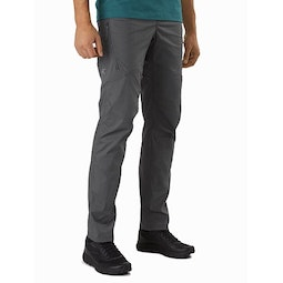 Stowe Pant Cinder Front View