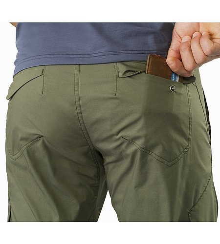 Stowe Pant Joshua Tree External Back Pockets