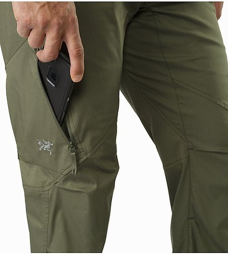 Stowe Pant Joshua Tree Thigh Pocket