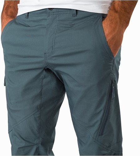 Stowe Pant Neptune Hand Pocket
