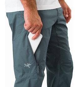 Stowe Pant Neptune Thigh Pocket