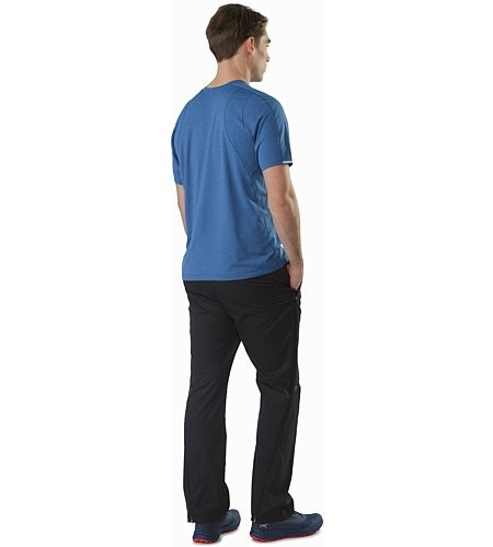 Stradium Pant Black Back View