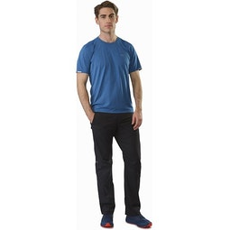 Stradium Pant Black Front View