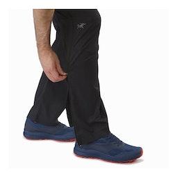 Stradium Pant Black Lower Leg Zipper