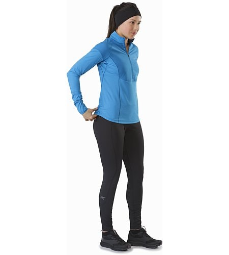 Stride Tight Women's Black Front View