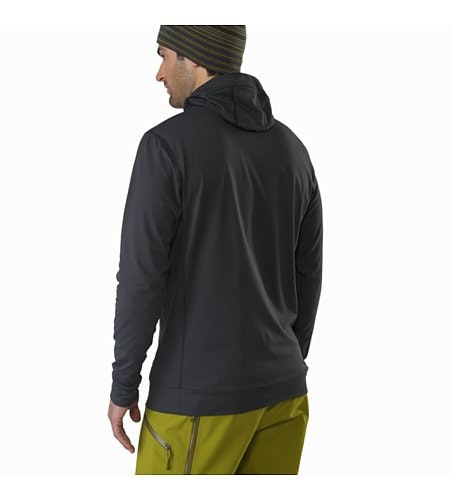 Stryka Hoody Orion Back View