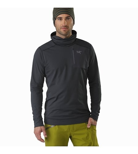 Stryka Hoody Orion Front View