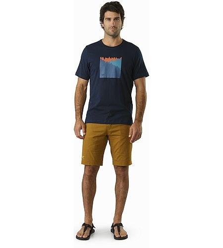 サブアルパイン Tシャツ キングフィッシャー 前面