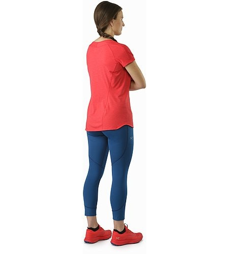 Sunara Tight Women's Poseidon Back View