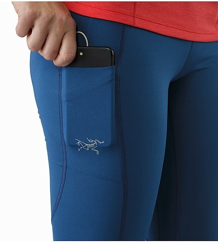 Sunara Tight Women's Poseidon Thigh Pocket And Media Port