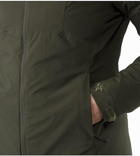 Sylva Parka Women's Caper Hand Pocket