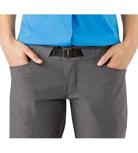 Sylvite Pant Women's Iron Anvil External Pocket Front