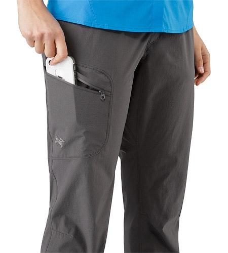 Sylvite Pant Women's Iron Anvil Thigh Pocket