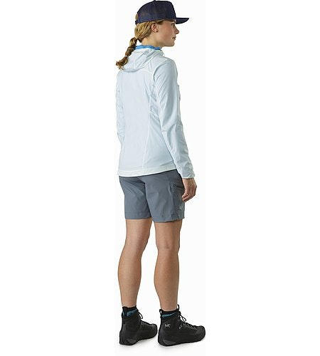 Sylvite Short Women's Masset Back View