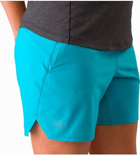 Taema Short Women's Dark Firoza Articulation
