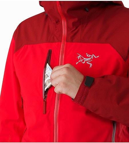 Tantalus Jacket Matador Chest Pocket
