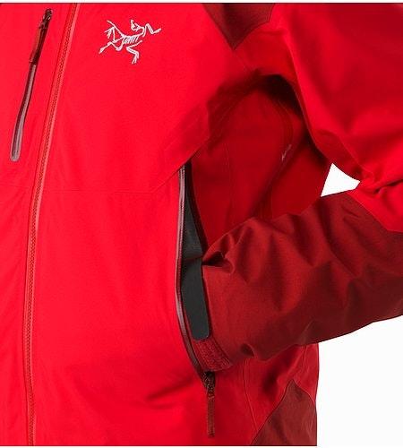 Tantalus Jacket Matador Hand Pocket