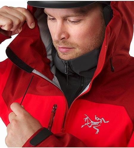 Tantalus Jacket Matador Hood Adjuster